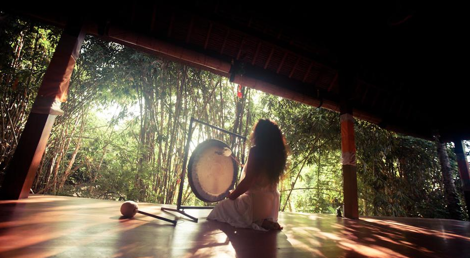 Photo  courtesy of Naya Ubud Resort, our Inner Goddess Retreat accommodations.