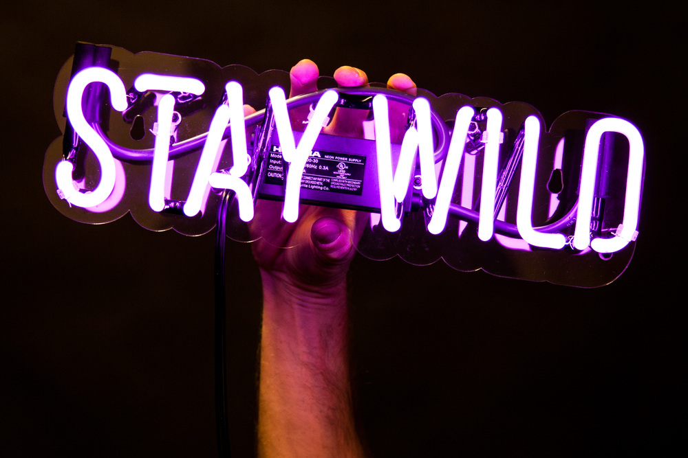 Neon Wall Signs shop all — neon mfg.