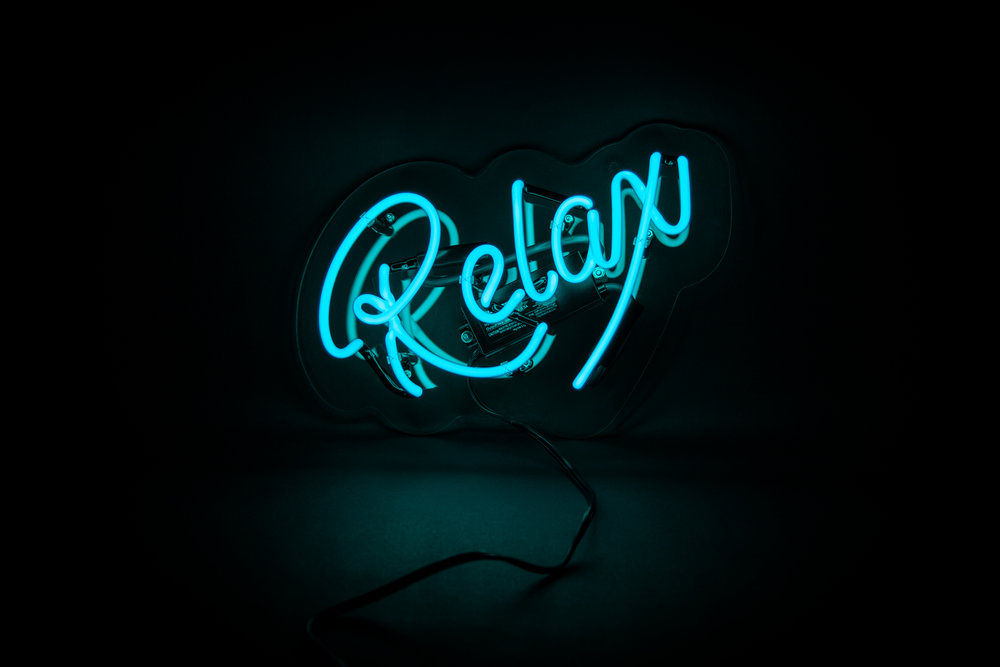 Neon Wall Signs Design Decoration