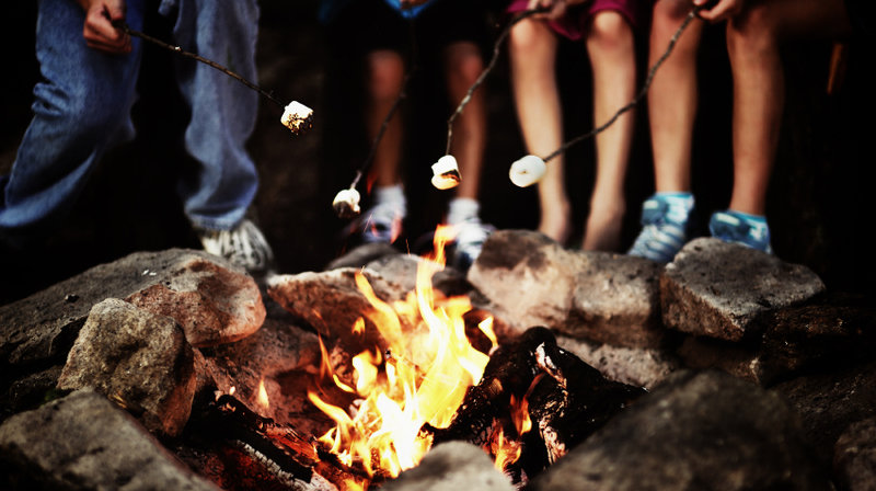 Summer Science: How To Build A Campfire