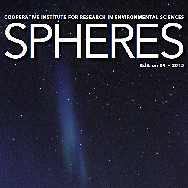 SPHERES Magazine, December 2015 (multiple stories)
