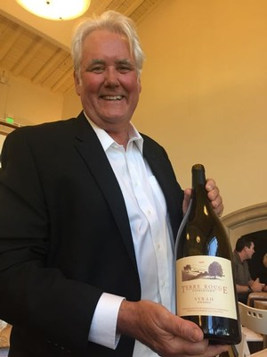 Winemaker/Owner Bill Easton