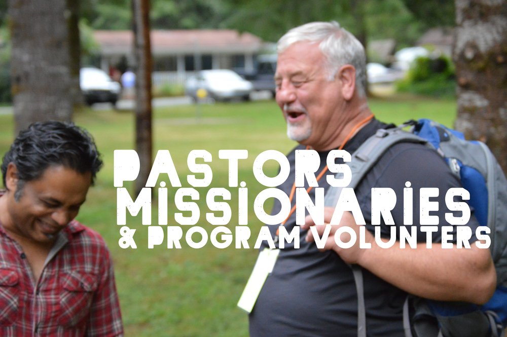 Adult volunteer missionary camps picture