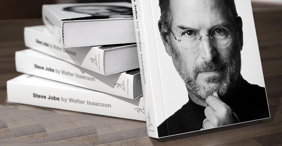 Walter book steve jobs by isaacson