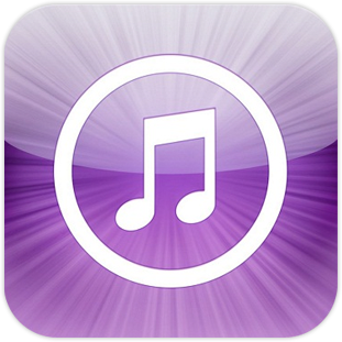 iTunes iOS icon