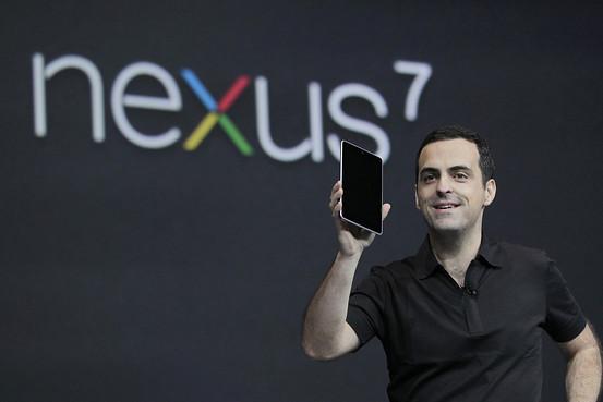 Google Introduces Nexus 7