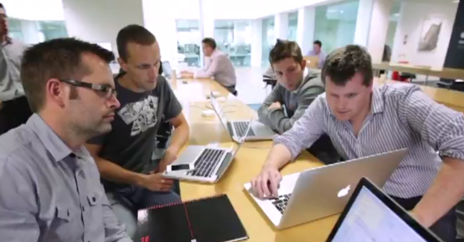 Apple Recruitment Video Still