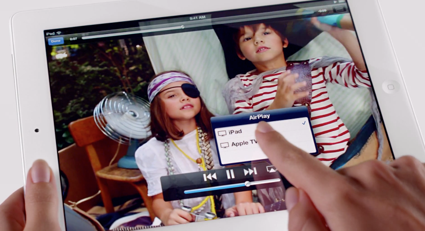 All on iPad Apple TV Ad