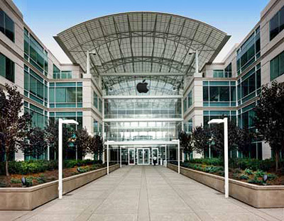 Apple Campus in Cupertino