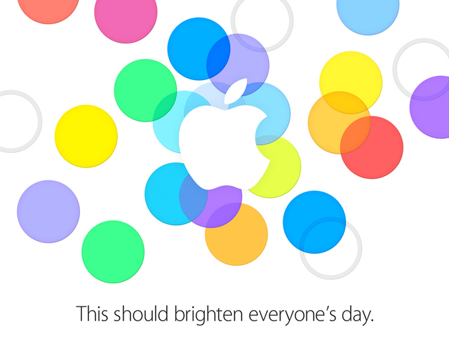 Apple Sept 10 Special Event Media Invitation