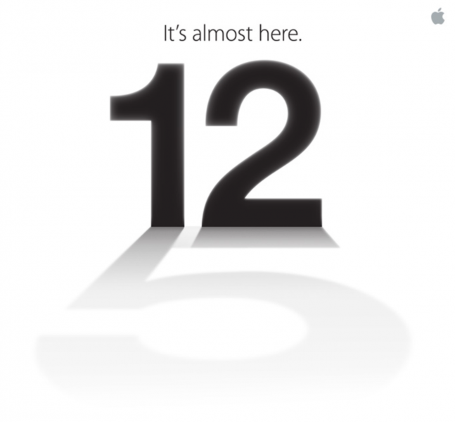 Apple September 12 Event