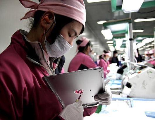 Apple iPad Production Line