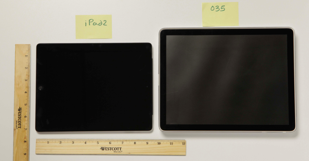 Apple iPad Protoype 3