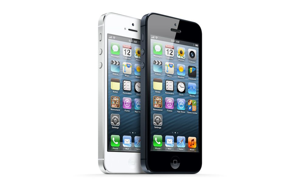 Apple iPhone 5 01