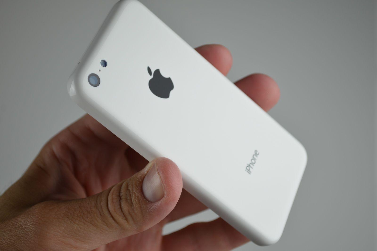 iPhone 5c Prototype?