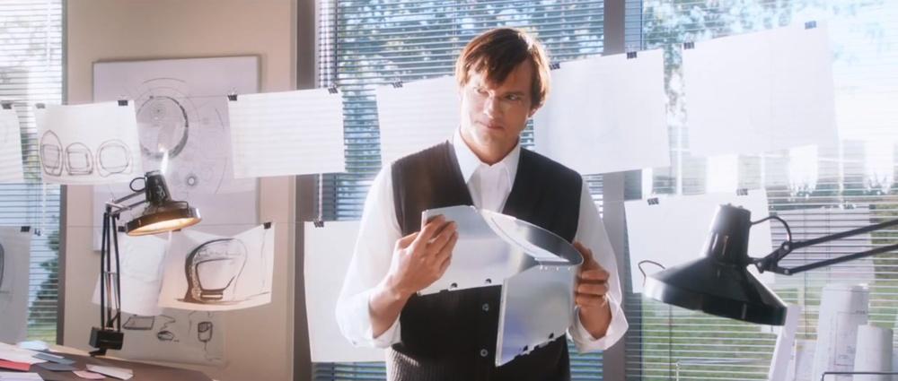 Ashton Jutcher in Jobs