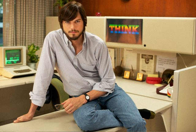 Ashton Kutcher as Steve Jobs (Official Photo)