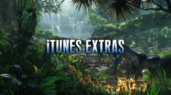 Avatar iTunes Extra