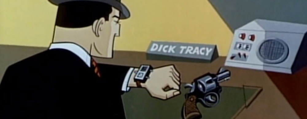 Dick Tracy Hero