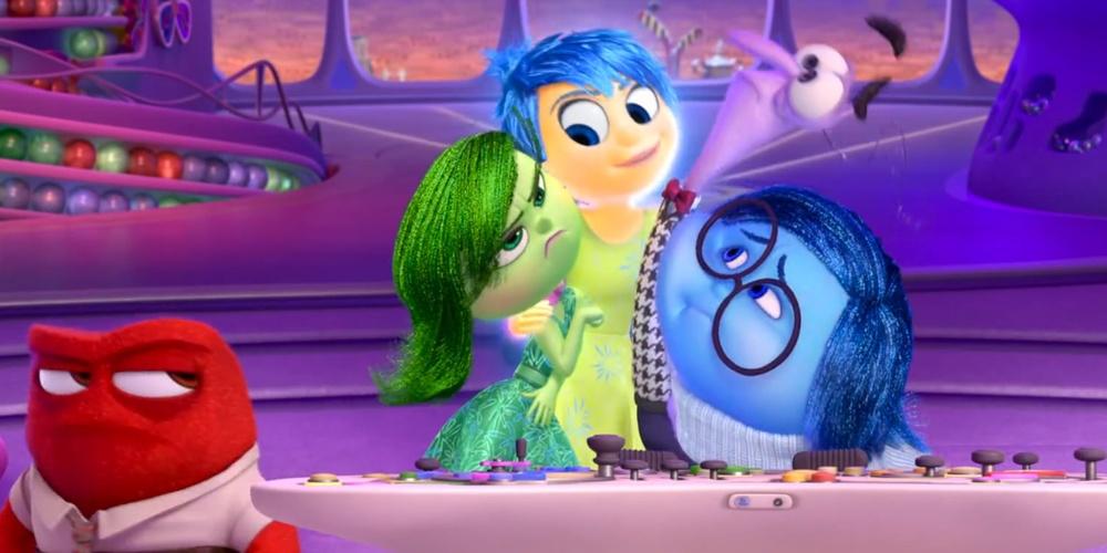 Inside Out Pixar Trailer