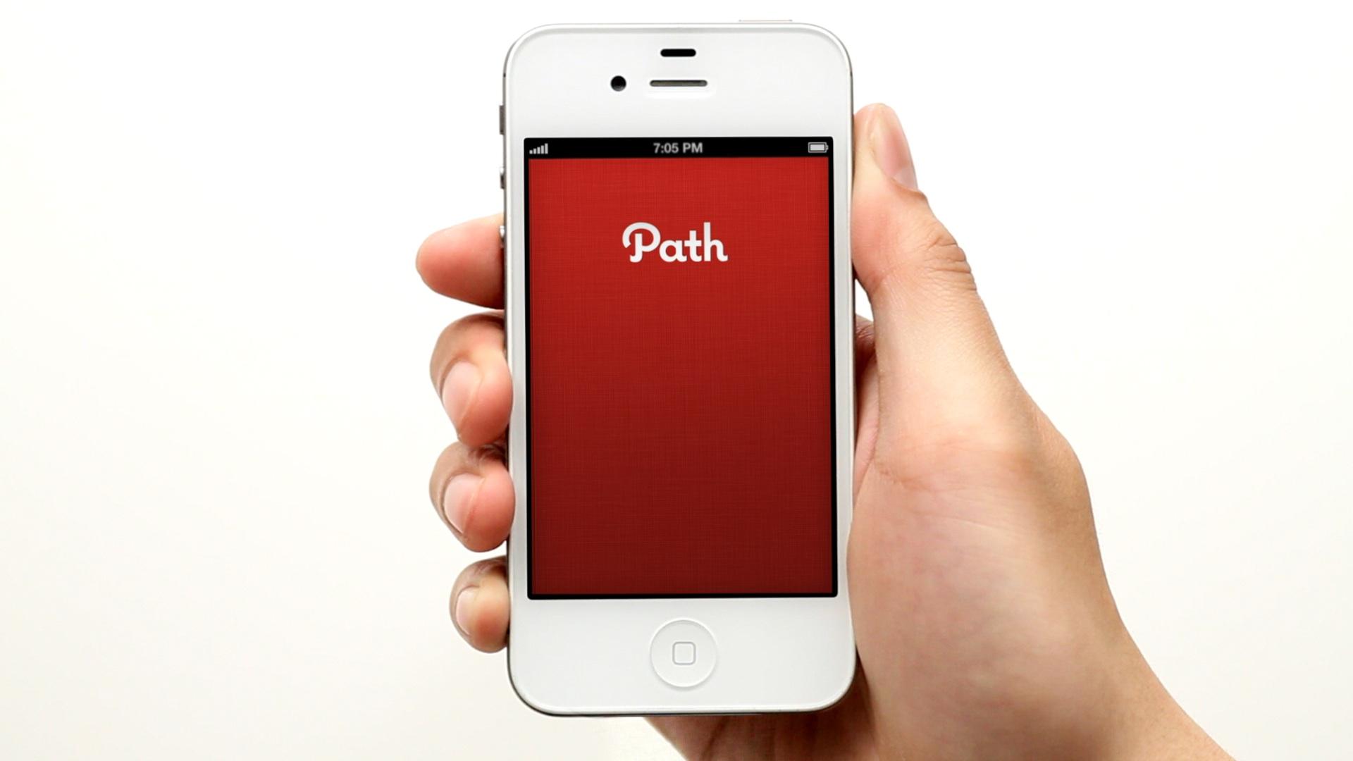 Path iOS Photo