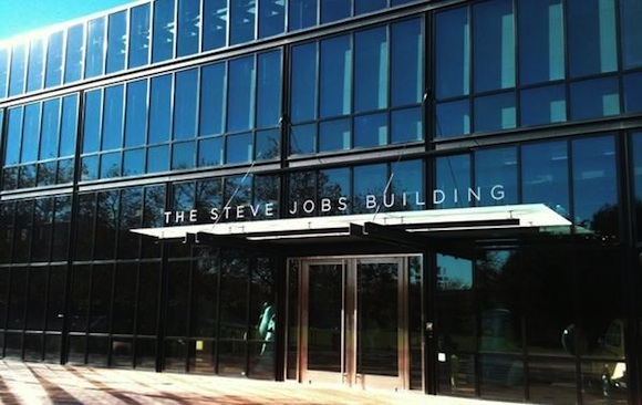 Pixar Steve Job's building