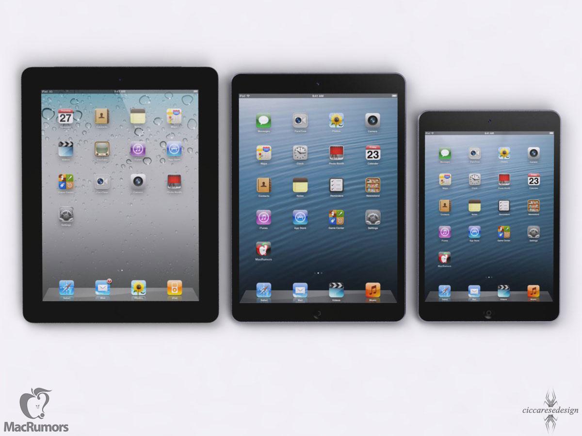 Redesigned iPad to match iPad Mini 02