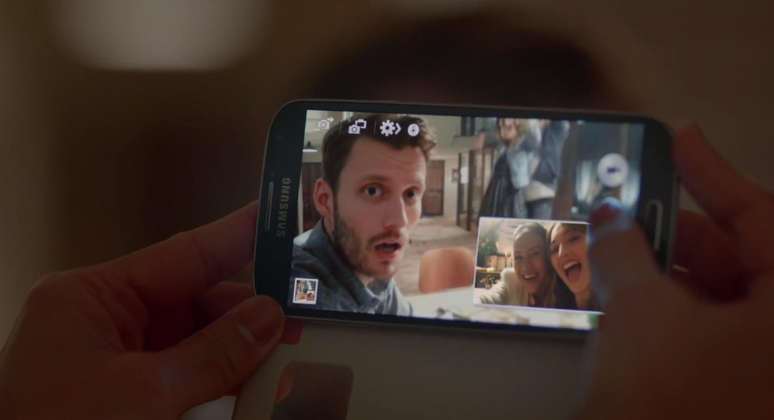 Samsung S4 Australia Ads