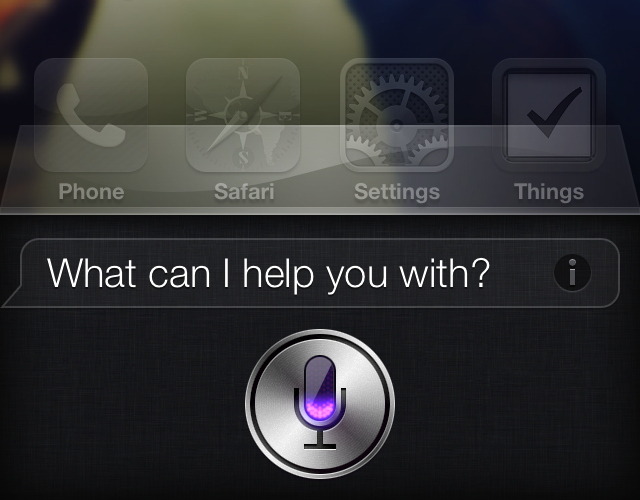 Siri iPhone 5 Changing Volume