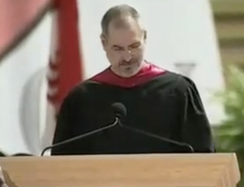 Steve Jobs Stanford Commencement Speech