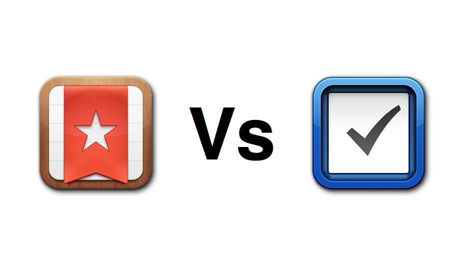 Wunderlist 2 vs Thing 2.0