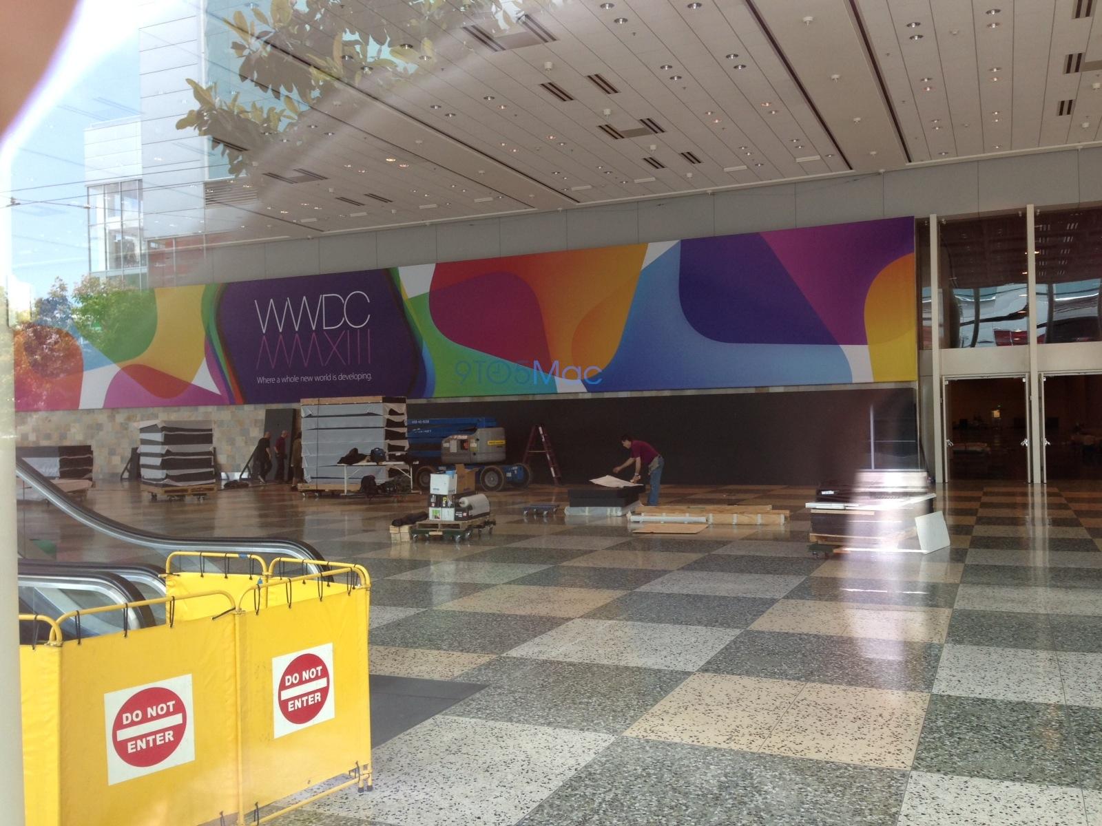 Moscone West WWDC 2013