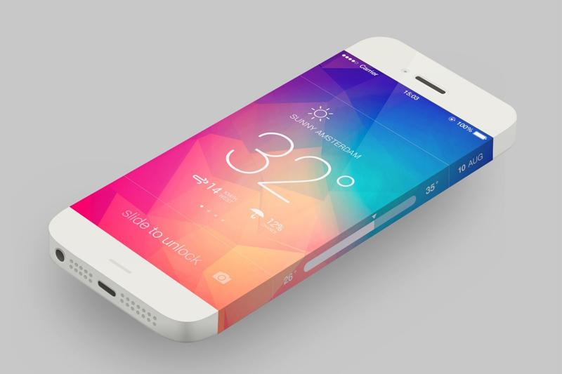 Iphone 6 Concept Wrap Around Screen 05