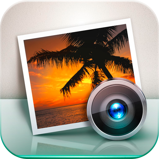iphoto for iOS logo