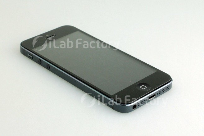 rumoured iPhone 5 Prototype photo leaks 1