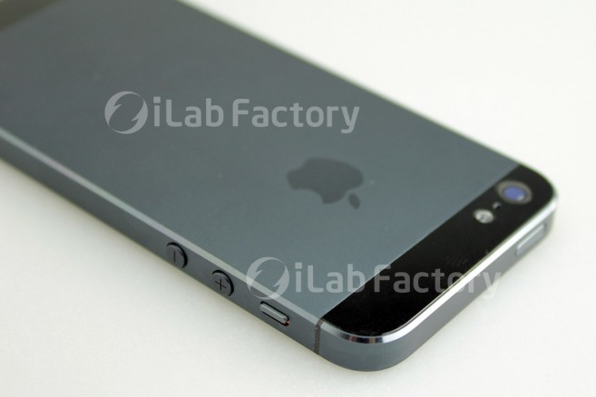 rumoured iPhone 5 Prototype photo leaks 2