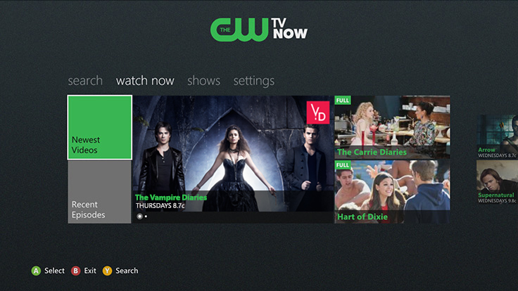 CW coming to Apple TV