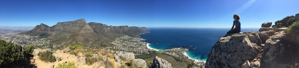 A recent trip to the top of Lion's Head proves my choice to come here was pretty good!