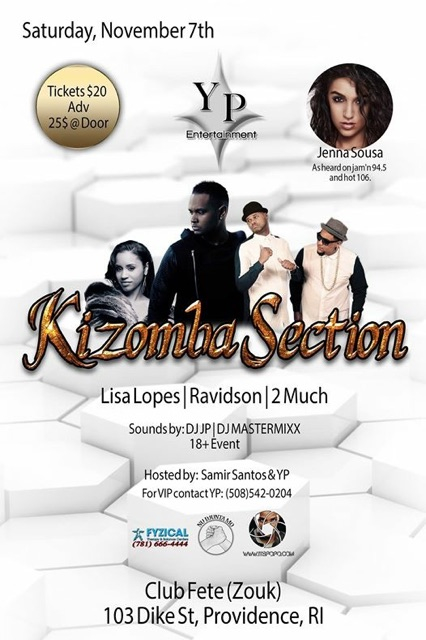 Kizomba Section