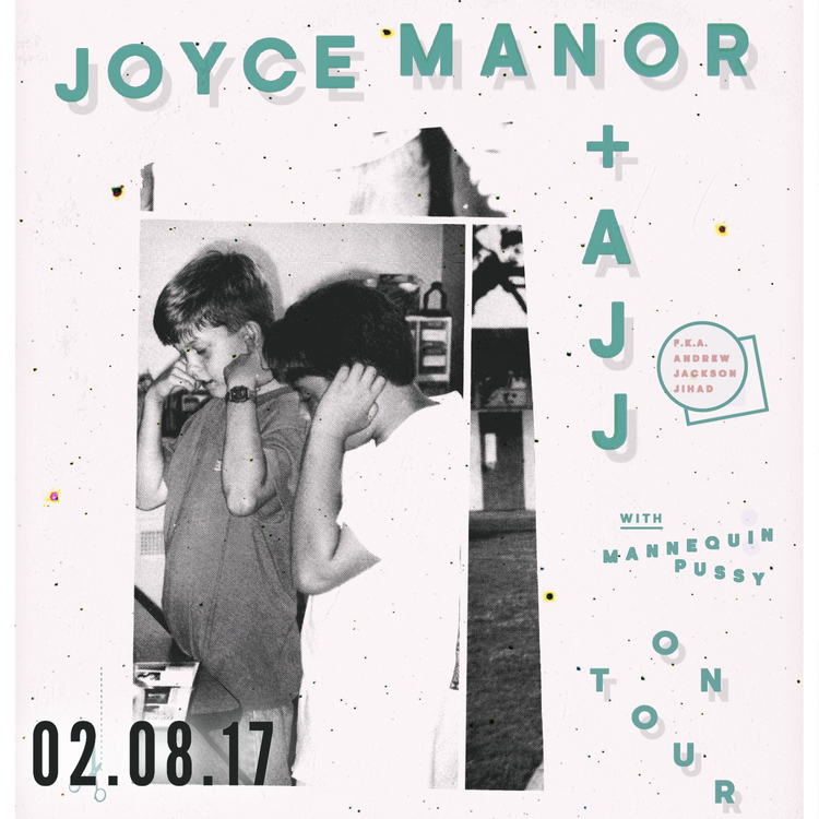 Joyce Manor / AJJ — Fête Music Hall
