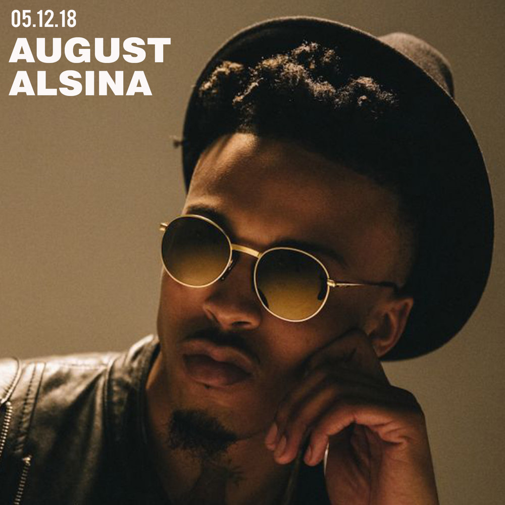 August Alsina Fete Music Hall
