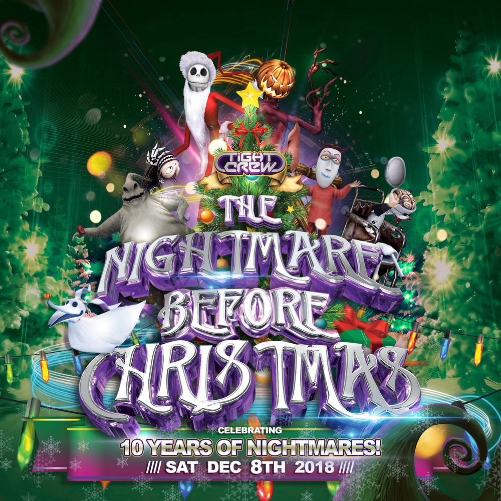 tight crew presents the nightmare before christmas