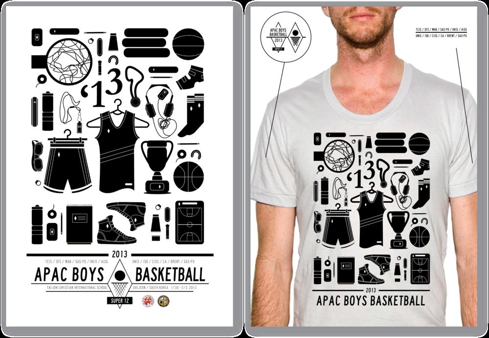 APAC Basketball - 2013