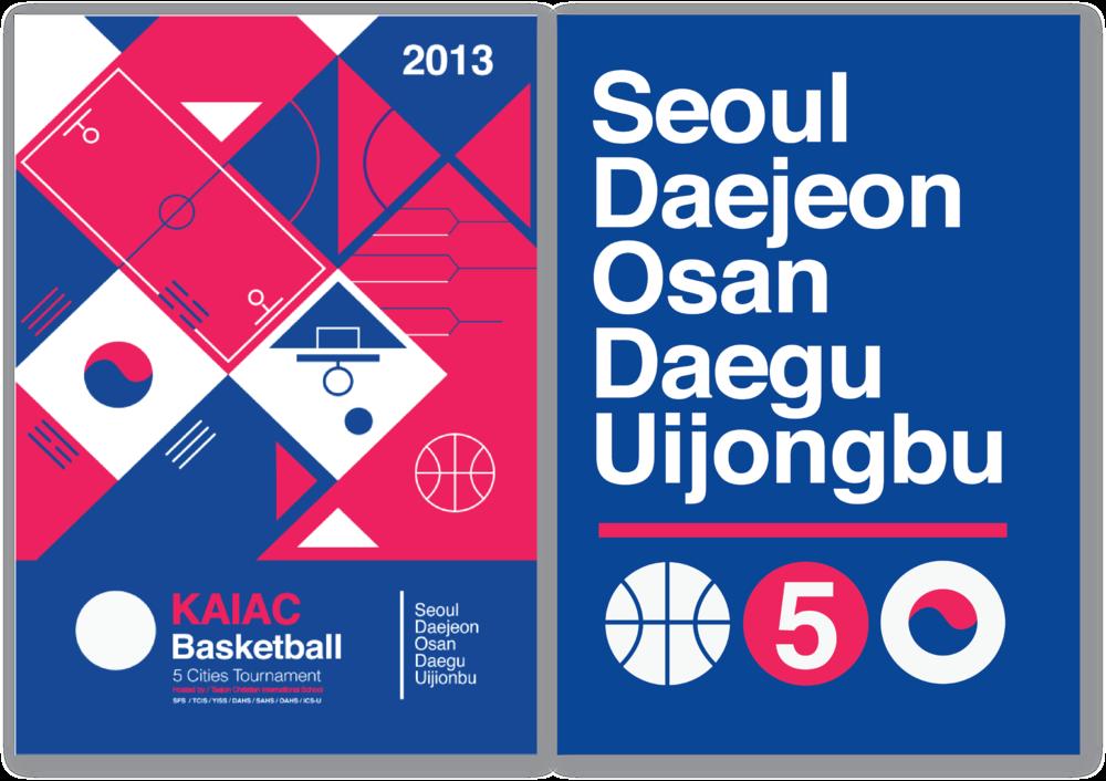 KAIAC Basketball - 2013