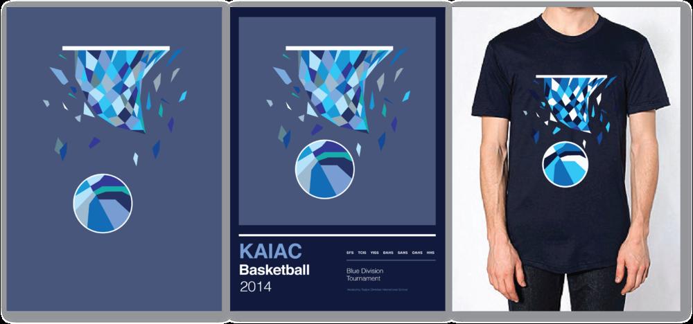 KAIAC Basketball - 2014