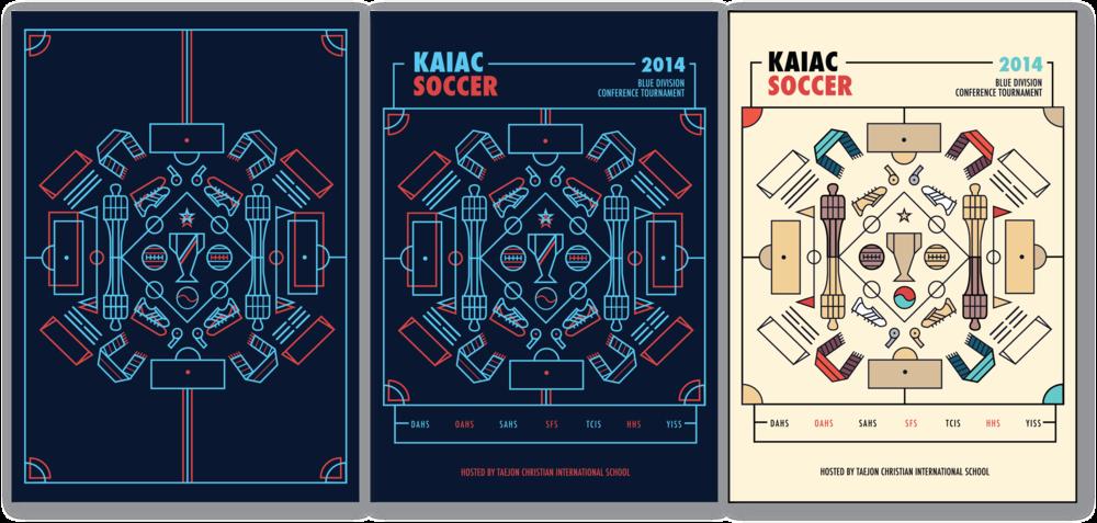 KAIAC Soccer - 2014