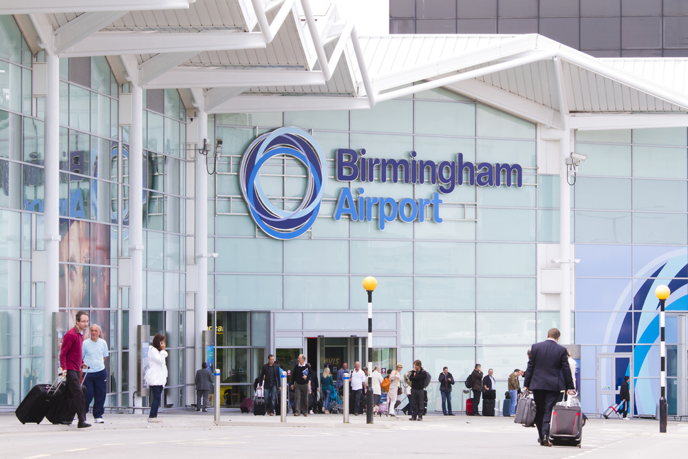 Arriving By Plane... Simply take the free and fast Air-Rail Link to Birmingham International railway station and then it's just a short walk through the NEC to the Vox. The Air-Rail Link runs every 2 minutes and takes just 90 seconds to reach the NEC. For more information on arrivals and departures visit the Birmingham Airport website.