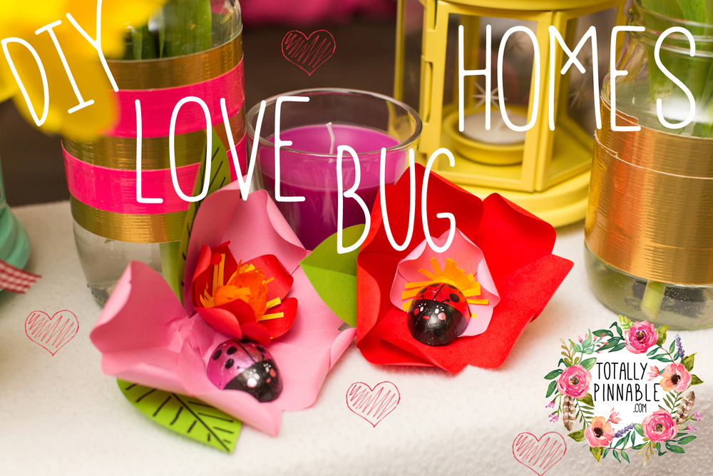 totallypinnable.com DIY LOVE Bug Homes