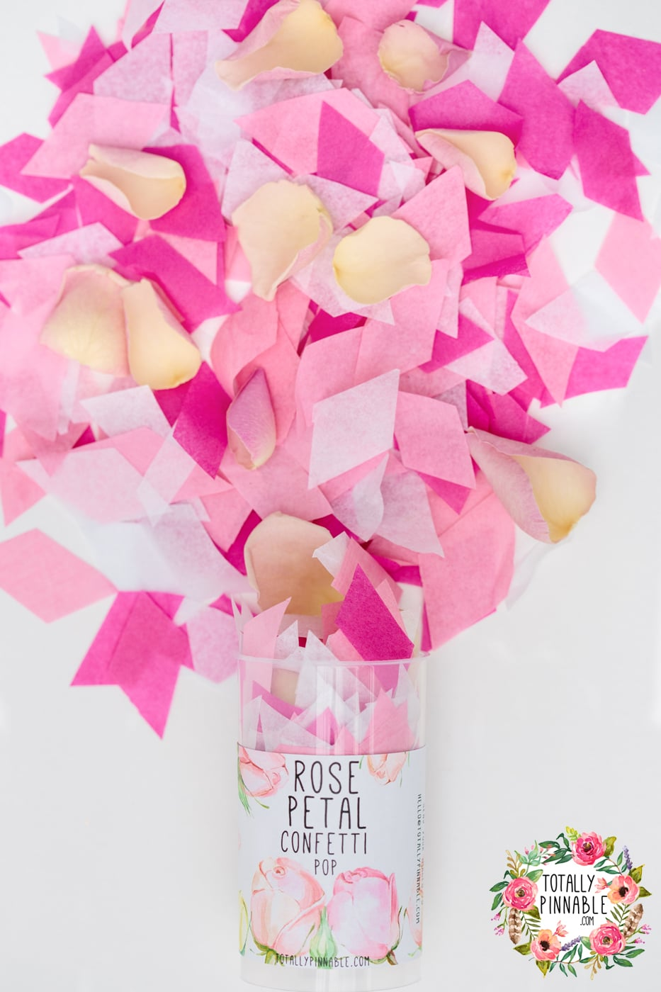 www.totallypinnable.com real rose petal confetti pops to buy now