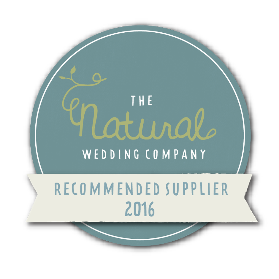 www.totallypinnable.com The Natural Wedding Company Preferred Supplier